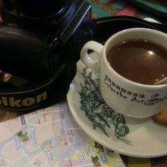 Photo taken at Calanthe Art Cafe by Faiz I. on 1/1/2013