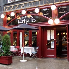 Photo taken at Les Halles by Andrew G. on 2/17/2013