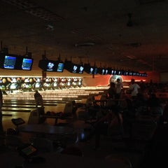 Photo taken at Bowler City Lanes by Kevin P. on 9/29/2013
