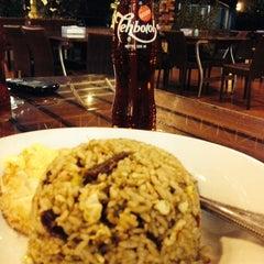 Photo taken at Chris Food Court by Bonardo A. on 6/5/2014