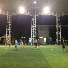 Photo taken at Boy Tarprajun FC by Tam 0. on 9/12/2014