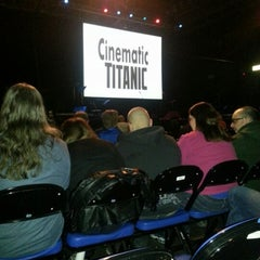 Photo taken at St. Charles Family Arena by Stacie F. on 11/18/2012