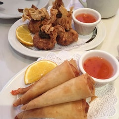 Photo taken at High Thai'd Café by Kylie K. on 2/18/2015