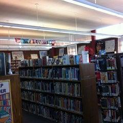 Photo taken at Boston Public Library - Fields Corner Branch by Rosanne F. on 3/6/2014