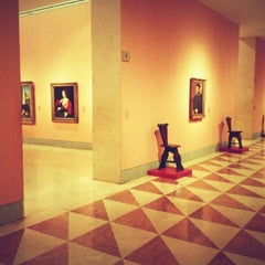 Photo taken at Museo Thyssen-Bornemisza by Sarah Y. on 9/28/2012