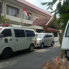 Photo taken at Dinas Kesehatan Kota Medan by M Salehuddin K. on 9/10/2014