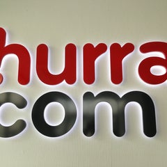 Photo taken at hurra.com - Hurra Communications GmbH by Markus S. on 4/26/2013
