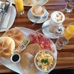 Photo taken at Cafe 21 by Christina G. on 11/2/2015