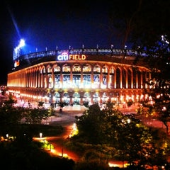 Photo taken at Citi Field by Erica B. on 6/10/2013