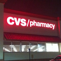 Photo taken at CVS/Pharmacy by Stephanie R. on 12/3/2012
