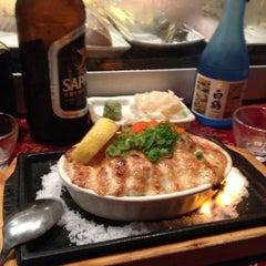 Photo taken at Hamakaze Sushi & Izakaya by Dave C. on 11/30/2012