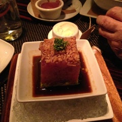 Photo taken at BLT Steak by Kimberly V. on 4/1/2013