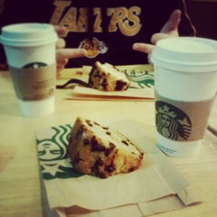 Photo taken at Starbucks by Adrienne A. on 2/8/2013