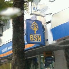 Photo taken at Bank Simpanan Nasional (BSN) by Izat A. on 2/18/2013