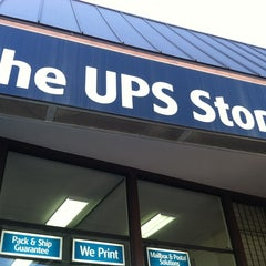 Photo taken at The UPS Store by Christina H. on 9/7/2013