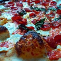Photo taken at Grimaldi's Pizzeria by Raul on 3/17/2013