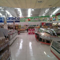 Photo taken at Mega Comercial Mexicana by Felipe B. on 11/6/2011