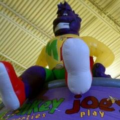 Photo taken at Monkey Joes by Jim F. on 9/10/2011