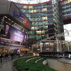Photo taken at CineStar Original by Sergii M. on 11/16/2012