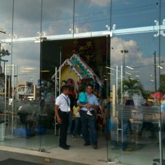 Photo taken at Diunsa Superstore by Carlos M. on 11/18/2012