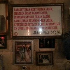 Photo taken at Sahin Tepesi - Kabadayi Besir'in Yeri by Ismail D. on 12/1/2012