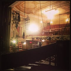 Photo taken at Music Box Theatre by Paul D. on 3/17/2013