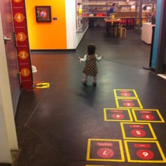 Photo taken at Long Island Children's Museum by April J. on 11/14/2012
