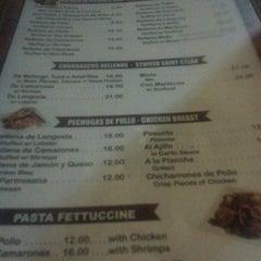 Photo taken at Riverside Restaurant by keishla M. on 12/14/2013