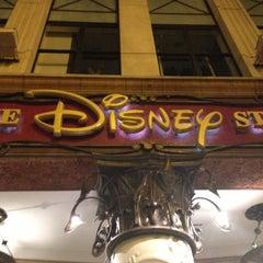 Photo taken at Disney Store by _omars_ on 11/25/2012