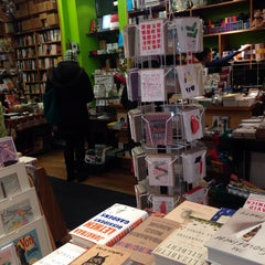 Photo taken at Book Culture (Broadway) by Geraldine V. on 12/18/2013