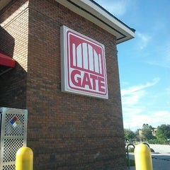 Photo taken at GATE Gas Station #1217 by Robert H. on 12/4/2012
