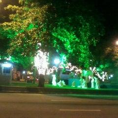 Photo taken at Praça Antônio Carlos by Glaucio S. on 12/18/2012