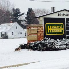 Photo taken at Howard Hanna Real Estate by David M C. on 1/23/2014