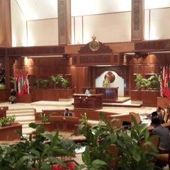 Photo taken at Pejabat Setiausaha Kerajaan (SUK) Negeri Kelantan by Khairur Rijal P. on 6/24/2014