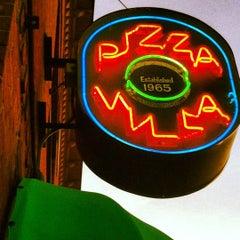 Photo taken at Pizza Villa by Chris L. on 10/13/2012