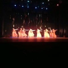 Photo taken at Teatro Municipal Severino Cabral by David V. on 12/2/2012