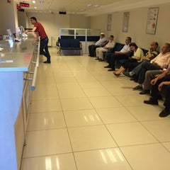 Photo taken at Turkiye Finans Katilim Bankasi by Maksut yiğit A. on 6/23/2014