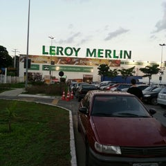 Photo taken at Leroy Merlin by Priscila R. on 11/17/2012