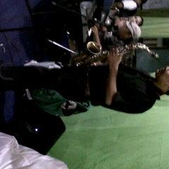 Photo taken at Jalan Medan-Binjai by Kok J. on 11/12/2012