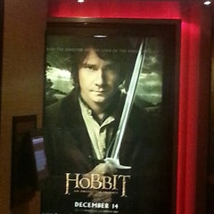 Photo taken at Cinemark Towne Centre Cinema by Tiffany S. on 12/16/2012