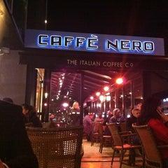 Photo taken at Caffè Nero by Ken N on 1/5/2013