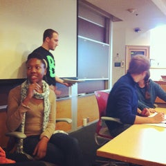 Photo taken at Tomasso Hall by Gustavo C. on 1/31/2013