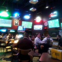 Photo taken at Buffalo Wild Wings by Anthony B. on 10/11/2012