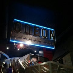 Photo taken at Odeon by Rich B. on 1/30/2013