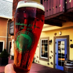 Photo taken at New Glarus Brewing Company by Trent R. on 4/30/2013