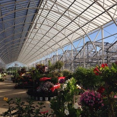 Photo taken at Petitti Garden Center by Sam N. on 6/6/2014