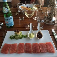 Photo taken at Seerestaurant L'O by Mary M. on 6/2/2015