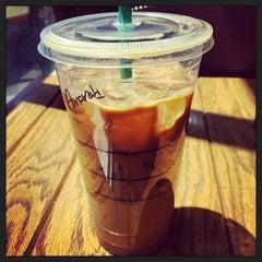 Photo taken at Starbucks by Amanda P. on 5/27/2014