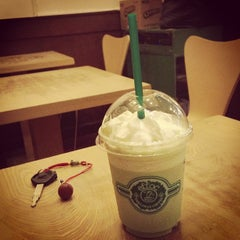 Photo taken at Effoc Cafe by Tinkashi T. on 9/5/2013