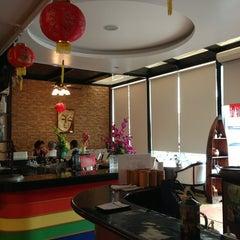 Photo taken at Club One Seven Phuket by Daniel S. on 2/15/2013